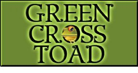 The Green Cross Toad